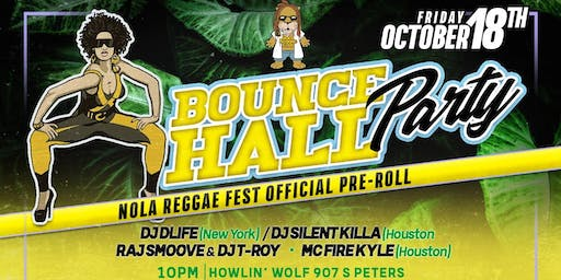 BounceHall: NOLA Reggae Fest Official Pre-Roll