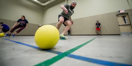 Drop-in Dodgeball with International Rules