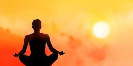 October Series- Self Control and Discipline - Ottawa Meditation Classes tickets