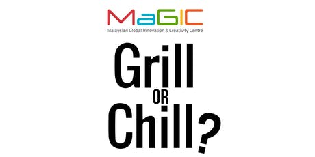 Grill or Chill x Found8 tickets