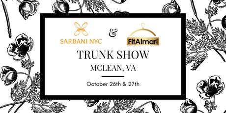 Sarbani NYC & FitAlmari Trunk Show - McLean, VA tickets
