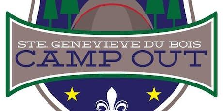 Ste. Gen Camp Out 2019 tickets
