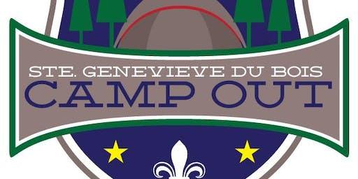 Ste. Gen Camp Out 2019