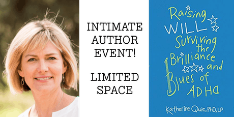 Katherine Quie, Intimate Author Event tickets