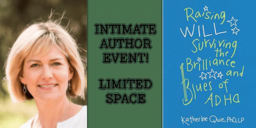 Katherine Quie, Intimate Author Event