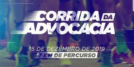 5° CORRIDA DA ADVOCACIA 2019 ingressos