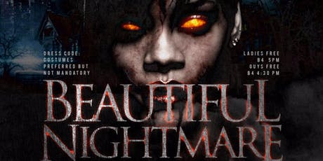 Beautiful Nightmare Rooftop Halloween Day Party tickets