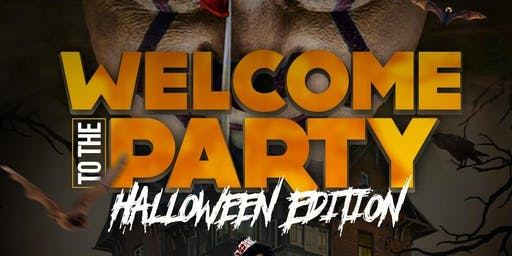 Welcome to The Party Halloween Edition