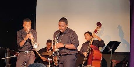 Elijah & The Fixins Benefit Jazz Concert featuring tickets