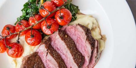 Steakhouse 101 - Cooking Class tickets