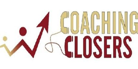 Coaching Closers tickets