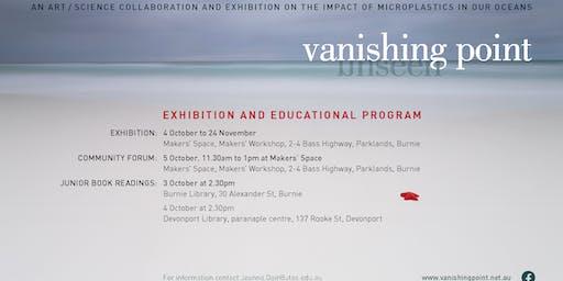 Vanishing Point Unseen: Community Forum - Changing Attitudes