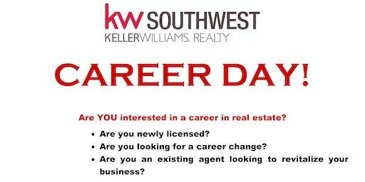 CAREER DAY! - Keller Williams Southwest