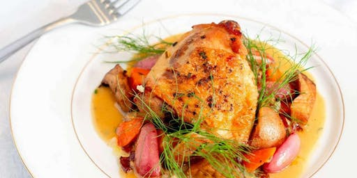 Step Inside a French Bistro - Cooking Class