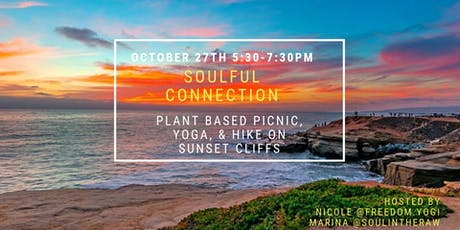 Soulful Connection: A Plant Based Fare in Nature II tickets
