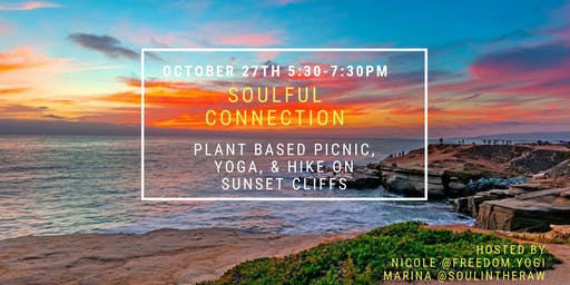 Soulful Connection: A Plant Based Fare in Nature II