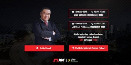 Kelas Offline Forex XM - Sabah tickets