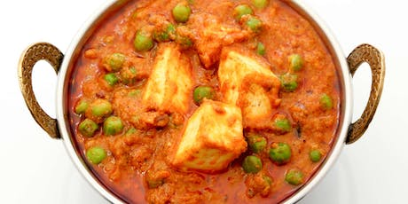 Tastes of Northern India - Cooking Class tickets