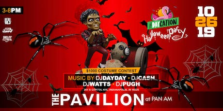 Halloween Daycation tickets