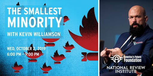 The Smallest Minority with Kevin Williamson
