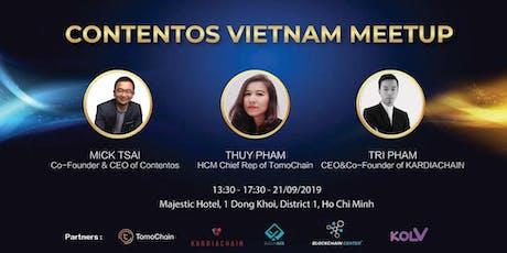 COS VN Meetup Số 2: COS.TV & nền tảng nội dung chuỗi công khai tickets