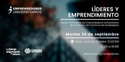 Sesión informativa Emprendedores Universitarios CUCSH