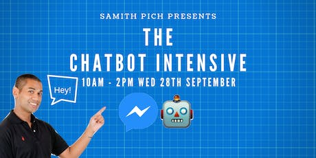 The Chatbot Intensive tickets