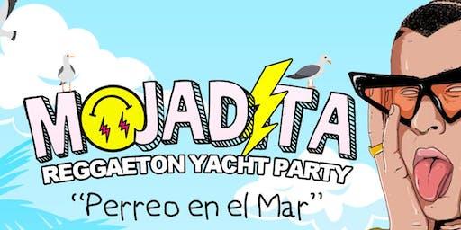Mojadita Reggaeton Yacht Party 2019