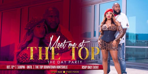 The Day Party: MEET US AT THE TOP