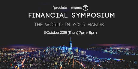 The World In Your Hands | Financial Symposium tickets