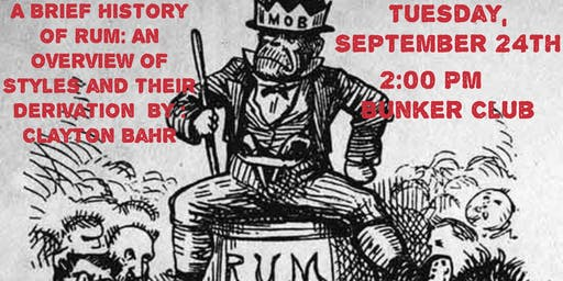 A Brief History of Rum