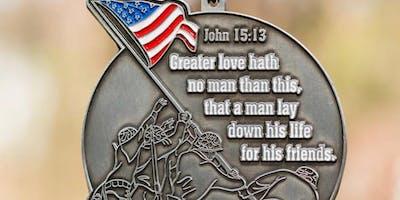 Greater Love 1 Mile, 5K, 10K, 13.1, 26.2 - Tulsa