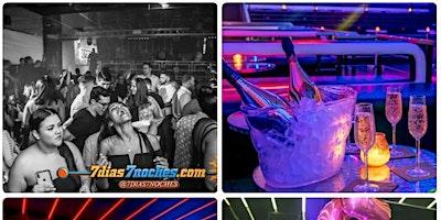 Plush Saturdays @ Republica Lounge & Rooftop (Lati