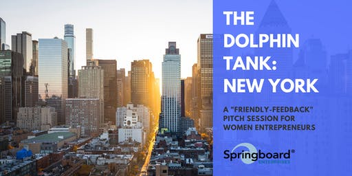 The Dolphin Tank: New York