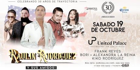 Raulin Rodriguez en Nueva York! tickets