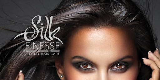 Silk Finesse Luxury Hair Care Launch Party