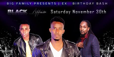 """Ex Damodel Birthday Bash and the  Grand Premier of """"ENVESTI"""" Band Live. tickets"""