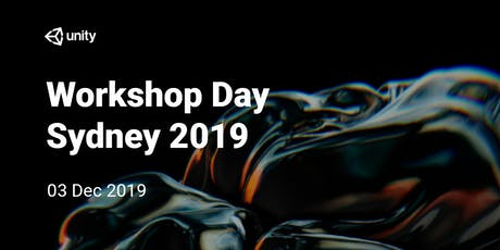 Unity Workshop Day : Sydney 2019 tickets