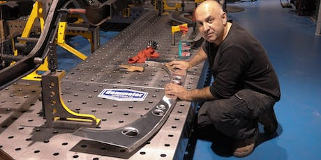 Brian Tanti Workshop brought to you by Leussink Engineering tickets