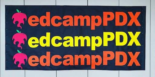 EdcampPDX, Saturday, Oct. 26, 2019