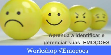 Inteligência Emocional  - Workshop #Emoções ingressos