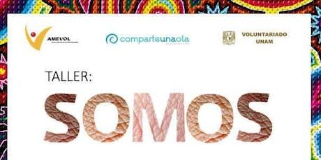 """Somos. """"Las organizaciones de la sociedad civil y el impulso de la agenda anti-racista en México"""" boletos"""