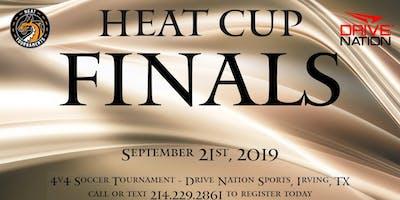Heat Cup Finals 4v4 Soccer Tournament