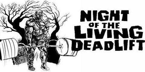 Halloween Deadlift, Fundraising & BBQ Meet