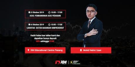 Kelas Offline Forex XM - Penang tickets