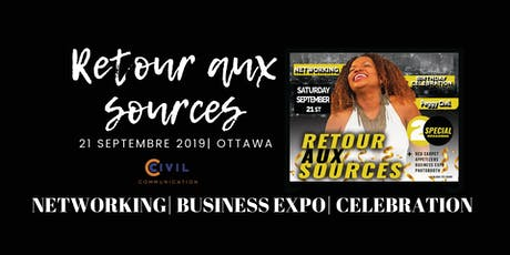 Retour aux sources Networking & Celebration tickets
