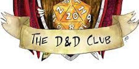 D&D Halloween Adventures tickets