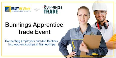 Bunnings Apprentice Trade Day tickets