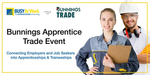 Bunnings Apprentice Trade Day