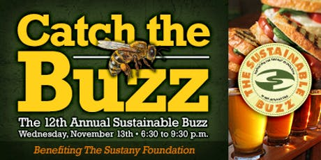12th Annual Sustainable Buzz tickets